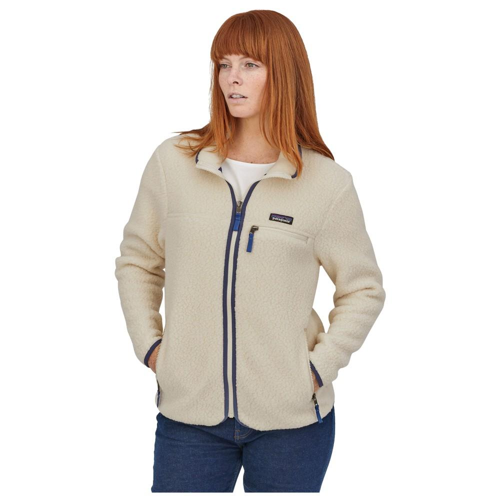 Patagonia Retro Pile Jacket Womens Natural