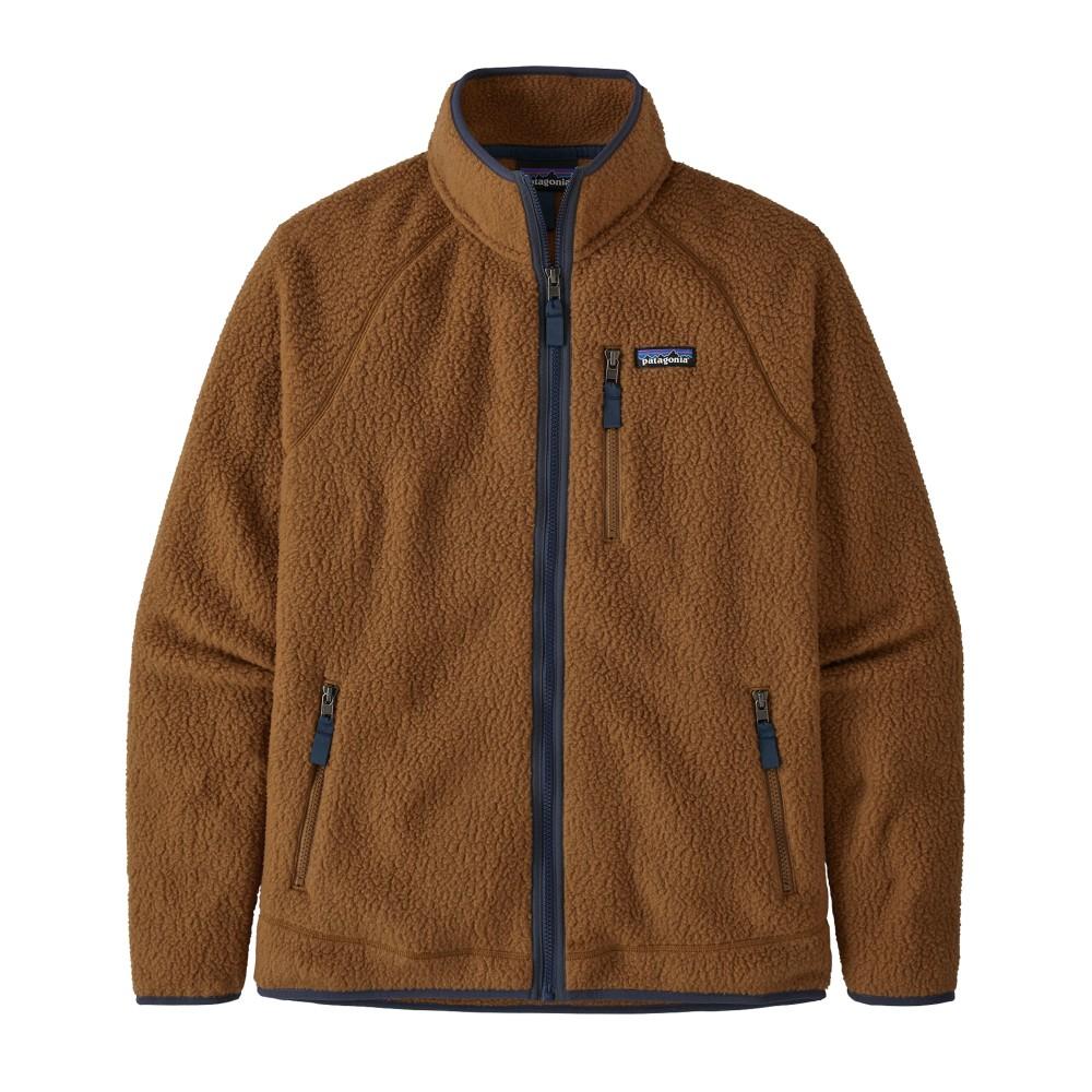 Patagonia Retro Pile Jacket Men's Bear Brown