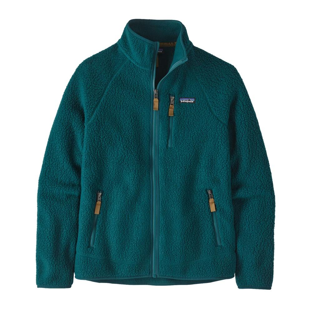 Patagonia Retro Pile Jacket Men's Dark Borealis Green