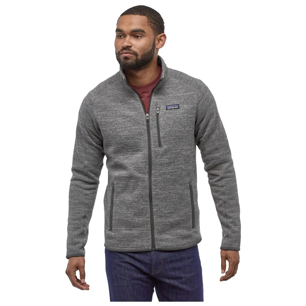 Patagonia Better Sweater Jacket Mens Nickel