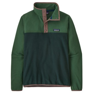 Micro D Snap -T P/O Womens Northern Green