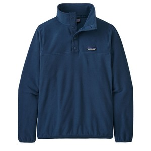 Patagonia Micro D Snap -T P/O Womens in Tidepool Blue