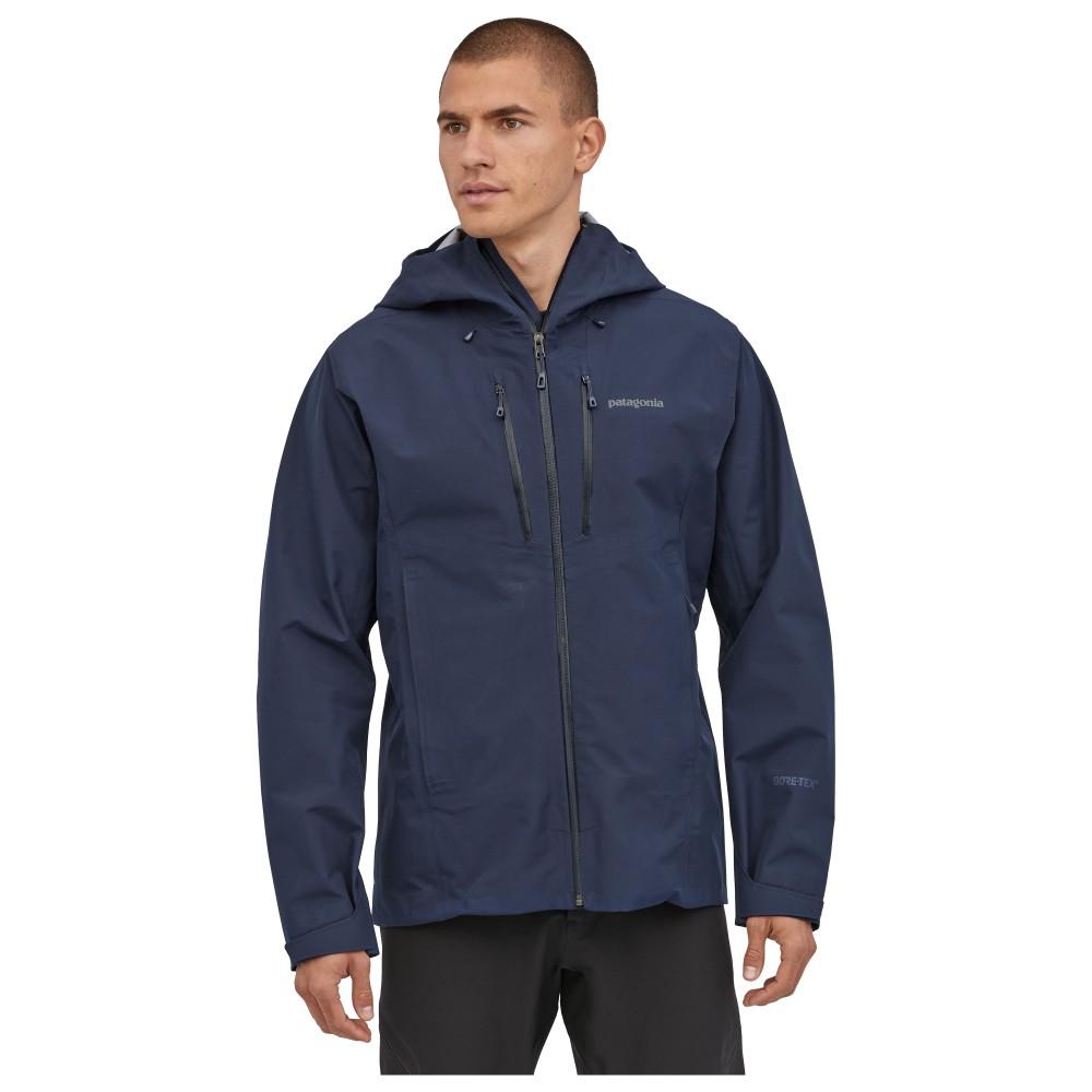 Patagonia Triolet Jacket Mens Classic Navy