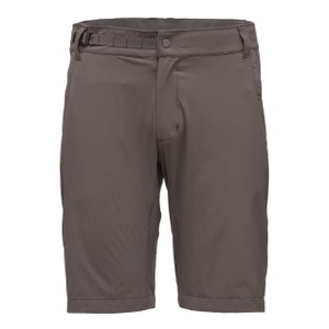 Black Diamond Valley Shorts Mens in Slate
