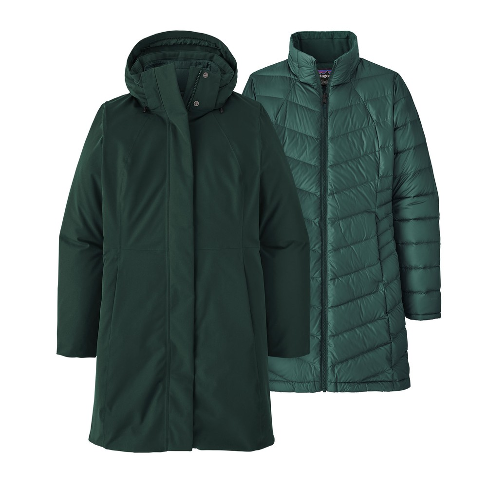 Patagonia Tres 3-in-1 Parka Northern Green