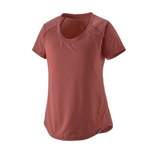 Cap Cool Trail Shirt Womens Rosehip