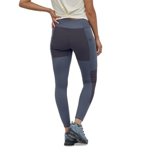 Pack Out Hike Tights Womens Smolder Blue