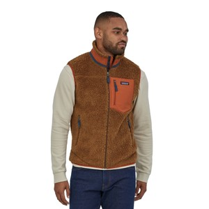 Classic Retro-X Vest Men's Bear Brown