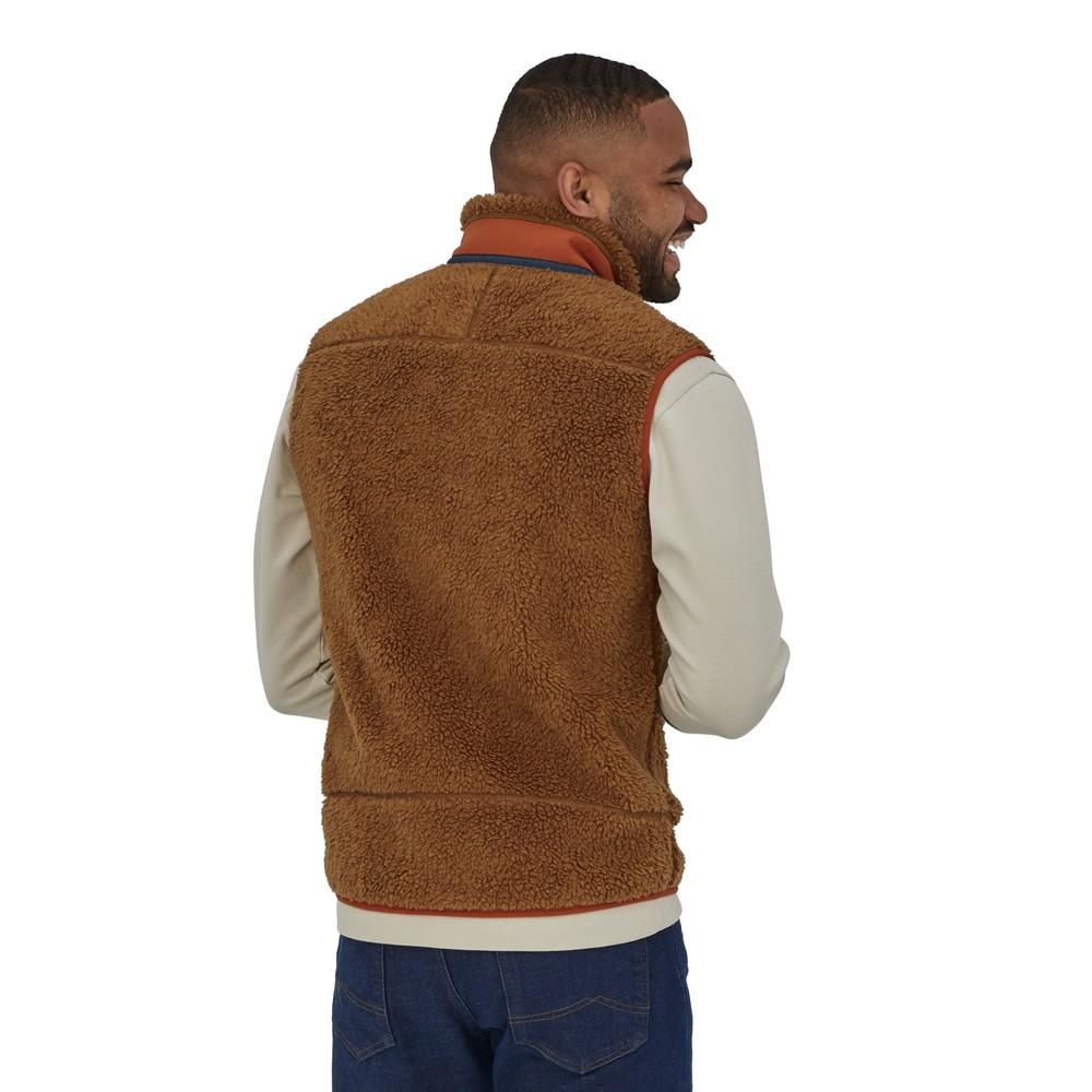 Patagonia Classic Retro-X Vest Men's Bear Brown