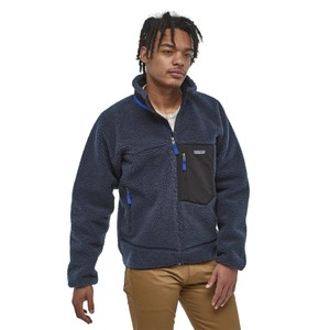 Patagonia Classic Retro-X Jacket Mens in New Navy