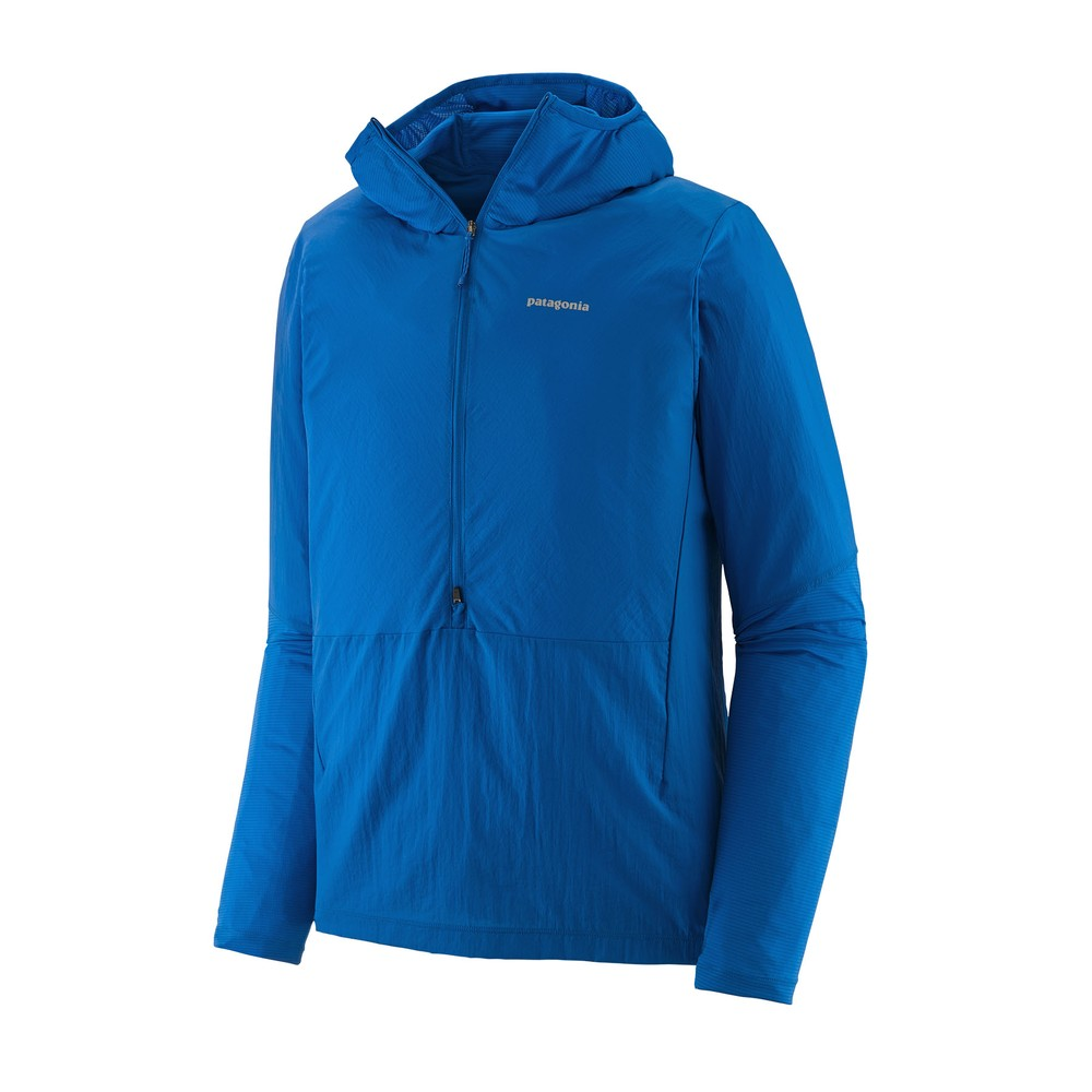 Patagonia Airshed Pro Pullover Mens Alpine Blue