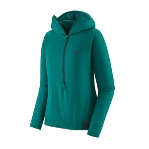 Airshed Pro Pullover Womens Borealis Green