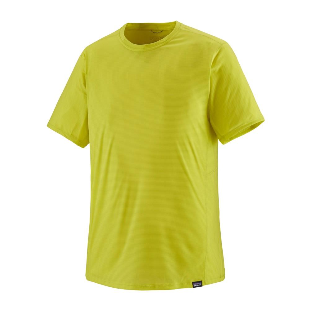 Patagonia Cap Cool Lightweight Shirt Mens Chartreuse