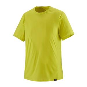 Cap Cool Lightweight Shirt Mens Chartreuse