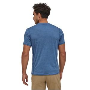 Cap Cool Lightweight Shirt Mens Superior Blue - Light Superior Blue X-Dye
