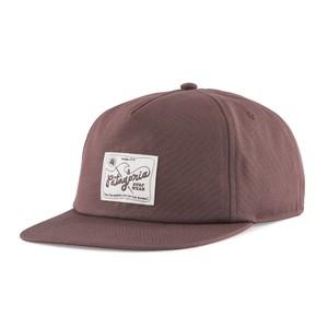 Quality Surf Label Funfarer Cap Dusky Brown