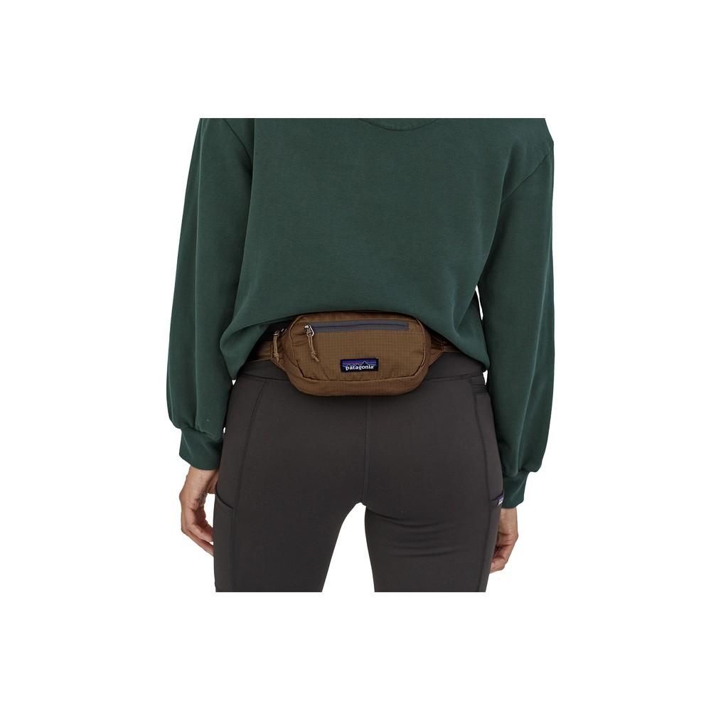 Patagonia UL Black Hole Mini Hip Pack Coriander Brown