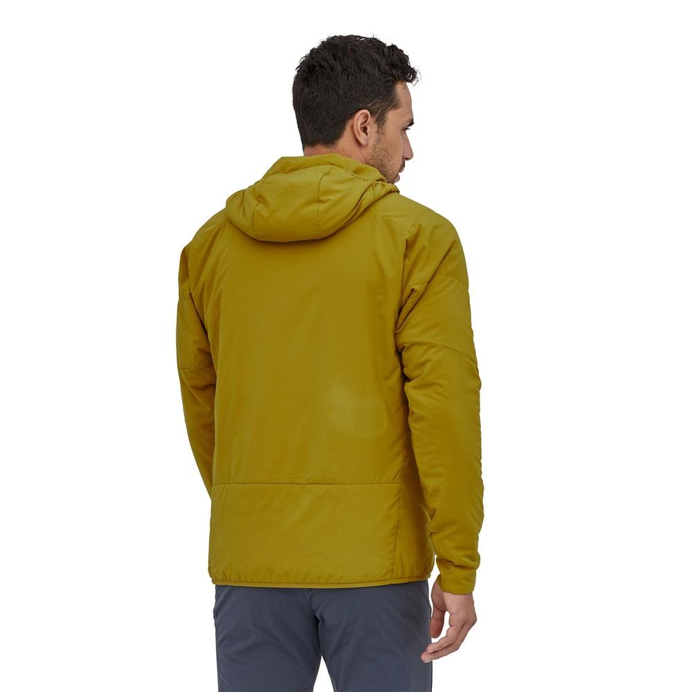 Patagonia Nano-Air Hoody Mens Textile Green