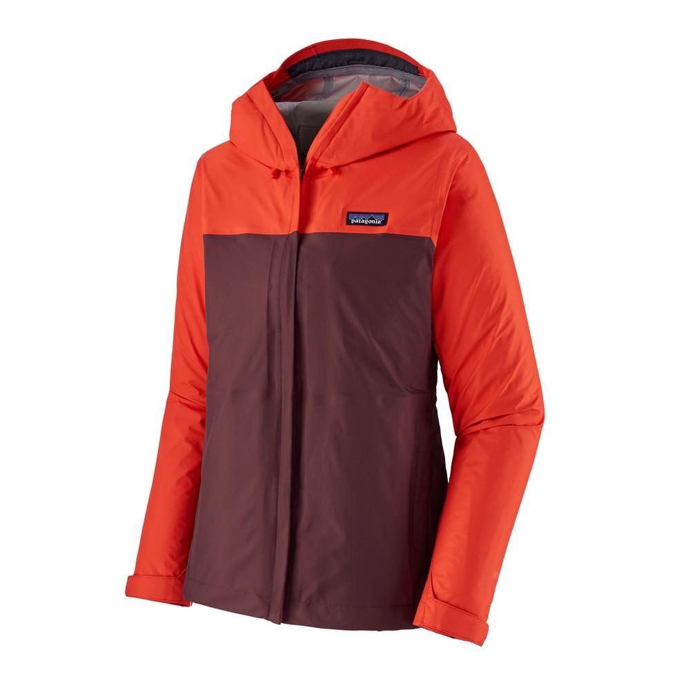 Patagonia Torrentshell 3L Jacket Womens Paintbrush Red