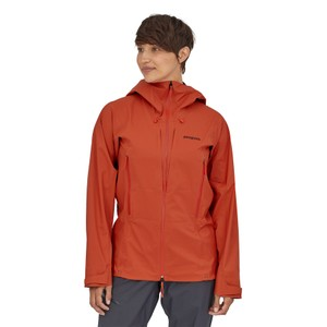 Patagonia Dual Aspect Jacket Womens in Paintbrush Red