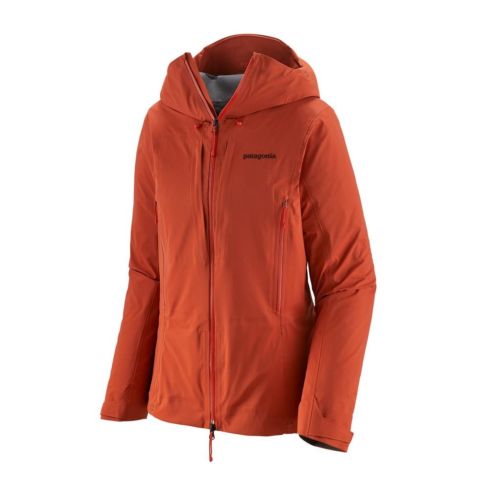Patagonia Dual Aspect Jacket Womens Paintbrush Red