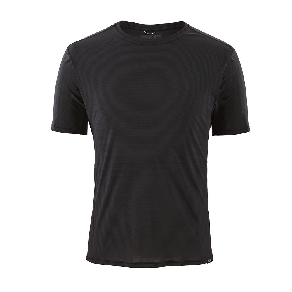 Patagonia Cap Cool Lightweight Shirt Mens Black