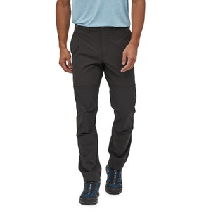 Point Peak Trail Pants - Short - Mens Black