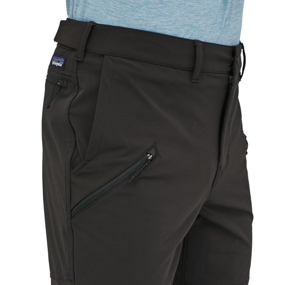 Patagonia Point Peak Trail Pants - Short - Mens Black