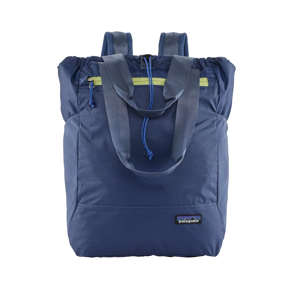 Patagonia Ultralight Black Hole Tote Pack Current Blue