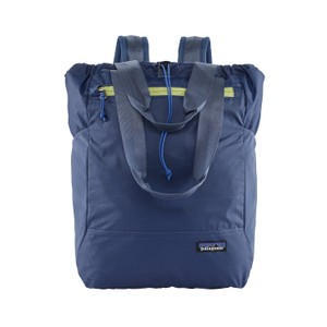 Patagonia Ultralight Black Hole Tote Pack in Current Blue