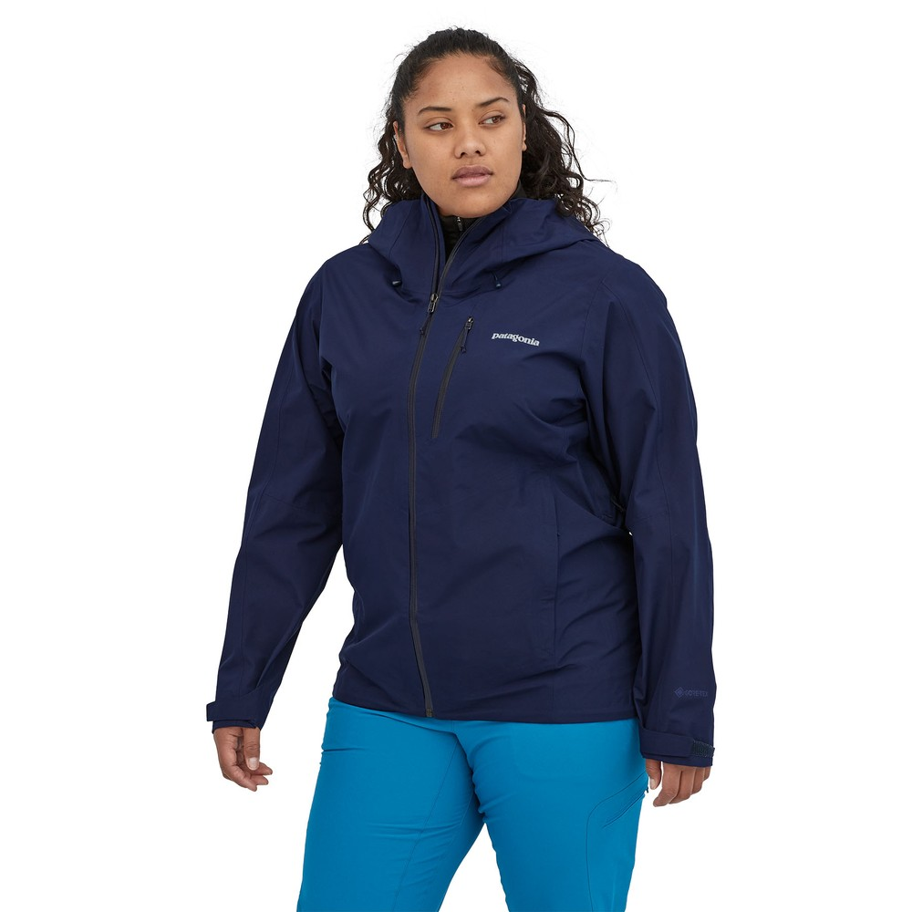 Patagonia Calcite Jacket Womens Classic Navy