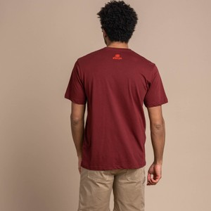 Tarcho Tee Mens Clay Red