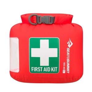 First Aid Dry Sack Expedition Red