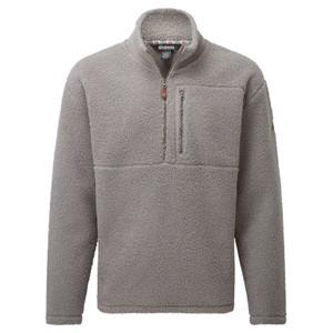 Chamlang 1/2-Zip Pullover Mens Monsoon Grey
