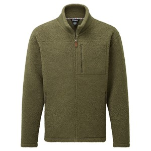 Sherpa Chamlang Full zip Jacket Mens in Evergreen