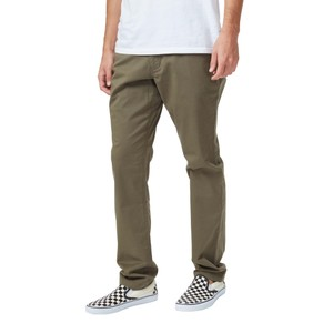 Twill Everywhere Pant Mens Olive Night Green