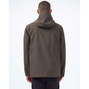Nimbus Rain Jacket Mens Black Olive Green