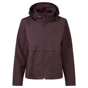 Nimbus Short Rain Jacket Womens Mulberry