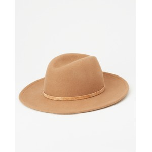 Festival Hat Womens Foxtrot Brown