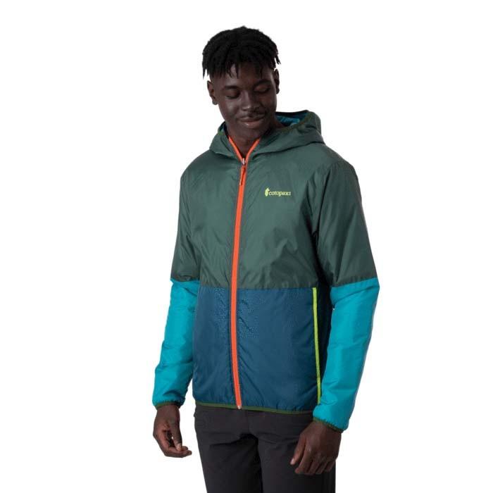Cotopaxi Teca Calido Hooded Jacket Mens Navigator