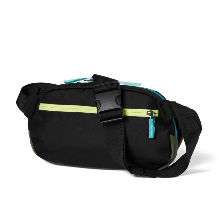 Cotopaxi Cosa Hip Pack Spruce & Black - F21