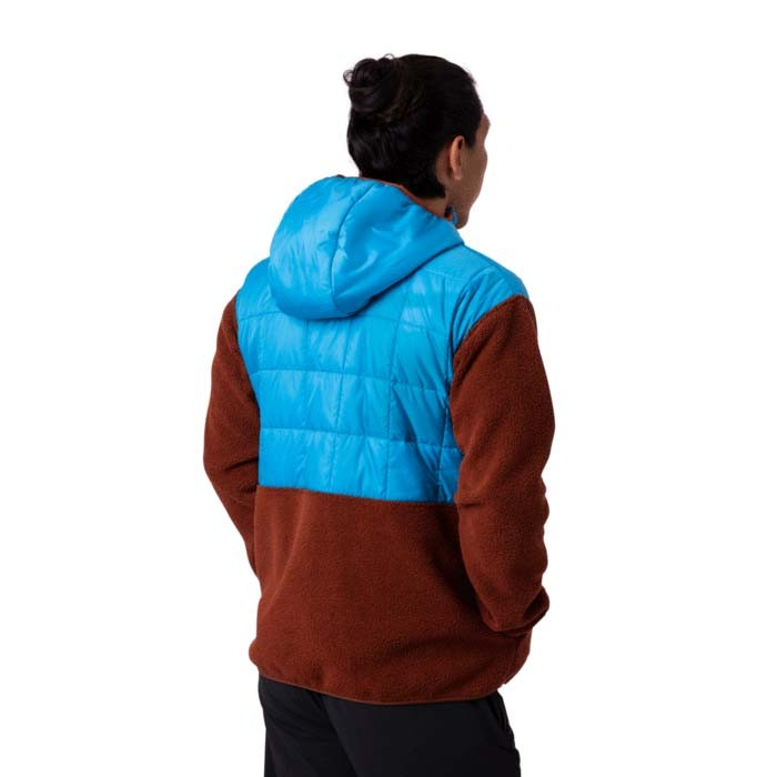 Cotopaxi Trico Hybrid Jacket Mens Azul & Rust