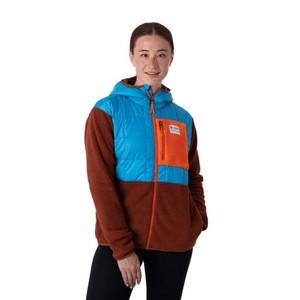 Trico Hybrid Jacket Womens Azul & Rust
