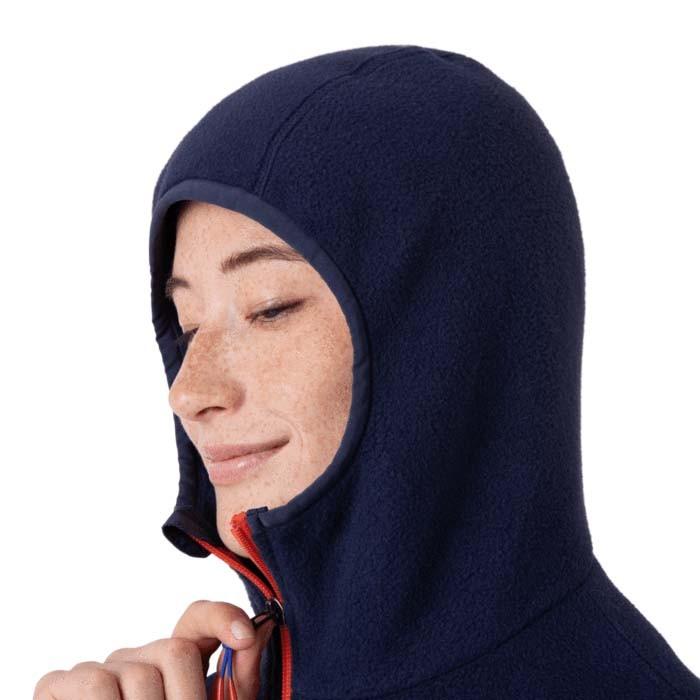 Cotopaxi Teca Fleece Hooded Half-Zip Jacket Womens Stargazing