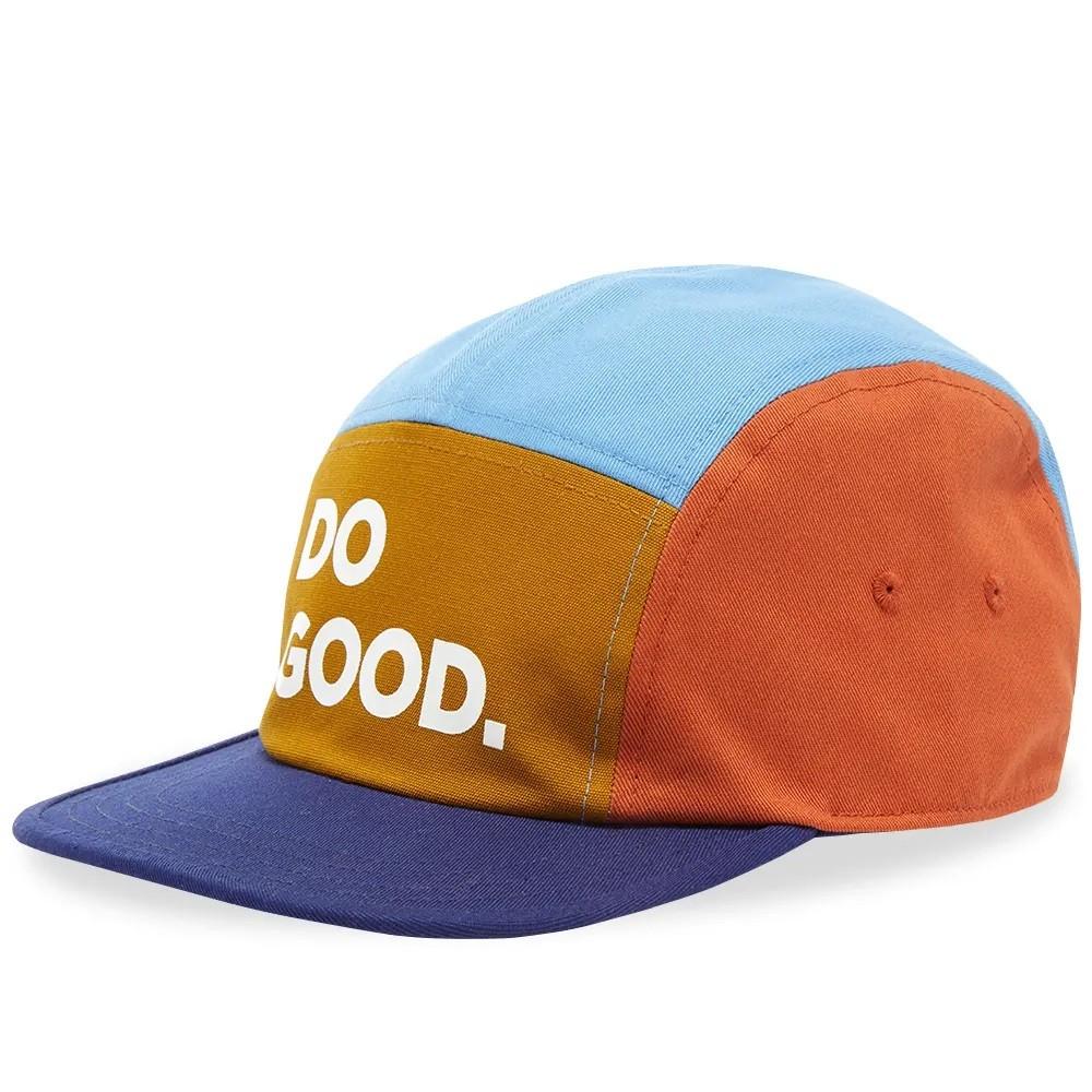 Cotopaxi Do Good Five Panel Hat Yarrow & Maritime