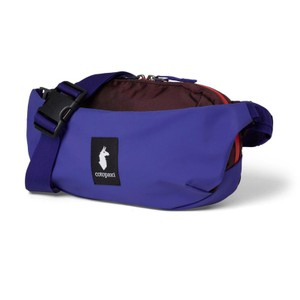 Cotopaxi Cosa Hip Pack in Blue Violet & Black Iris - F21