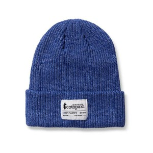Cotopaxi Wharf Beanie in Heather Blue Violet
