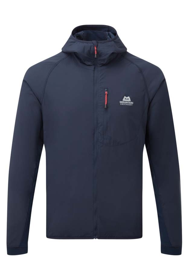 Mountain Equipment Switch Pro Hooded Jacket Mens Cosmos