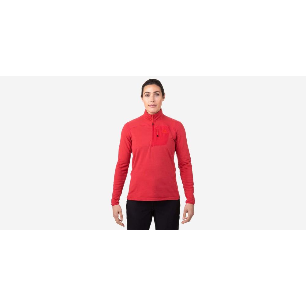 Mountain Equipment Lumiko Zip T Womens Capsicum Red