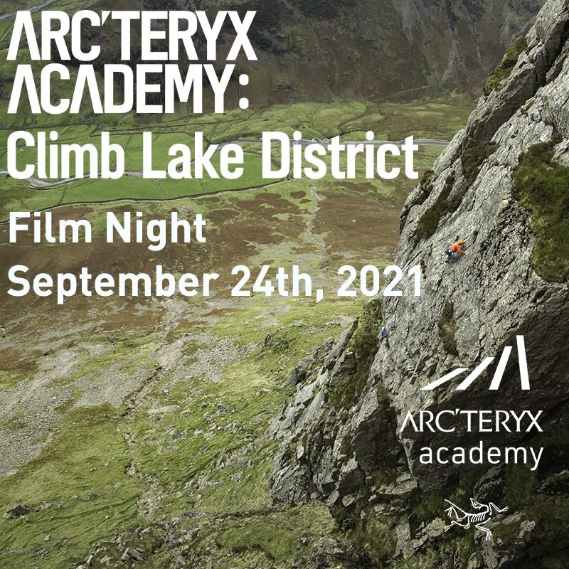 Arcteryx Event Film Night
